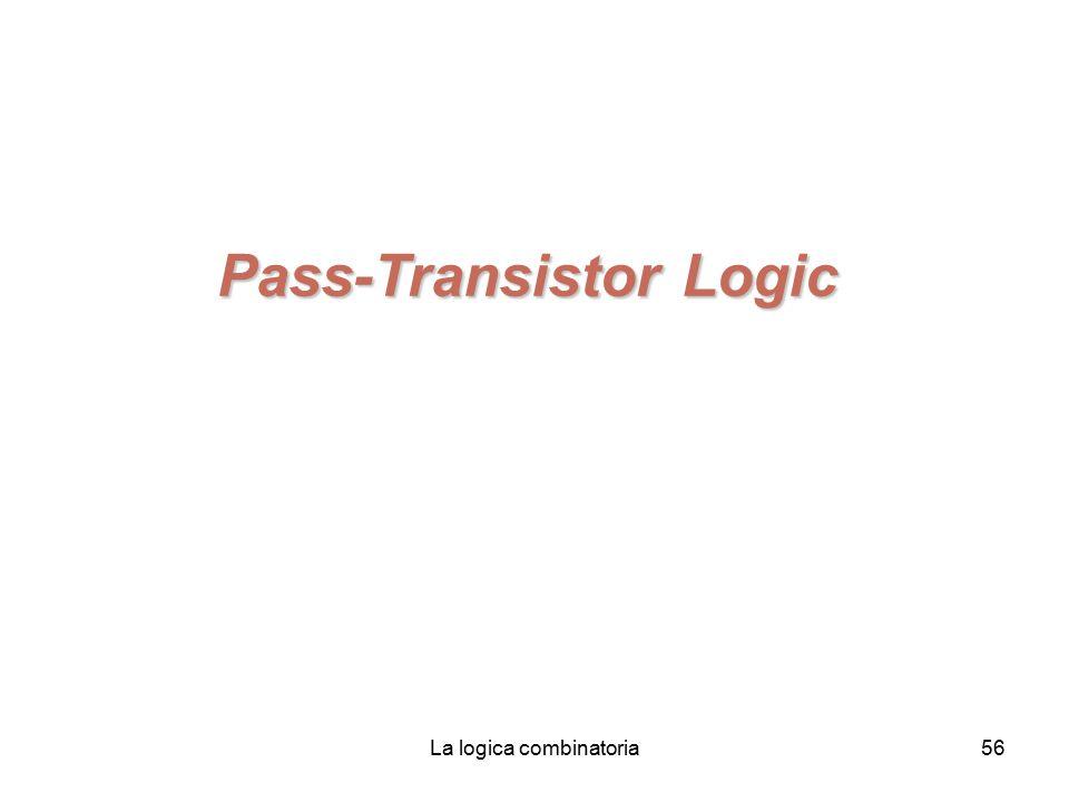 La logica combinatoria