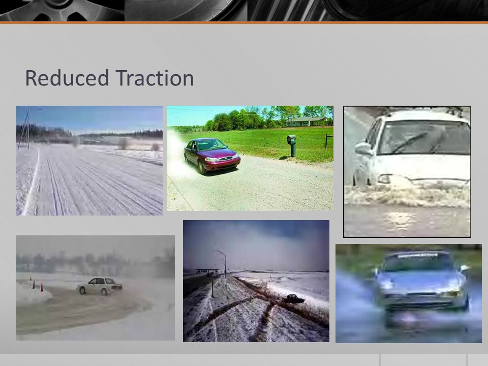 Reduced Traction