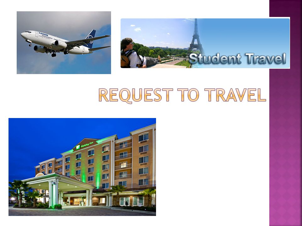 Request to Travel