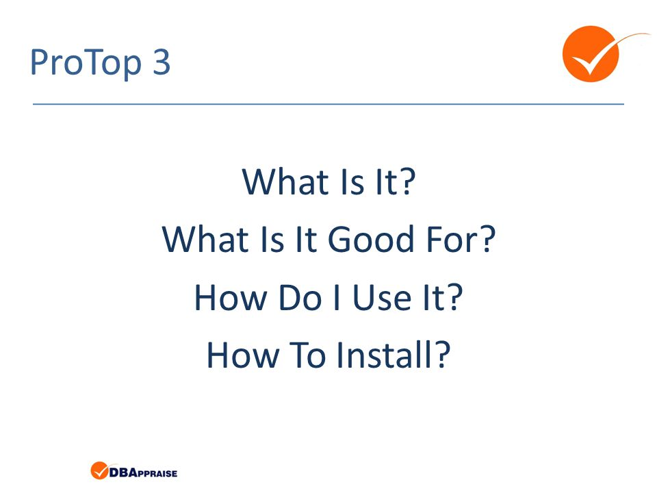 What Is It What Is It Good For How Do I Use It How To Install