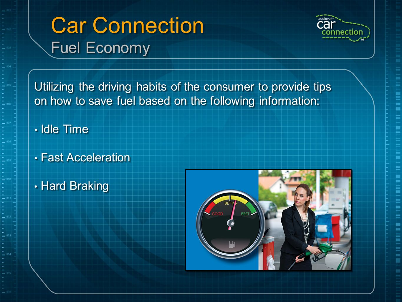 Car Connection Fuel Economy