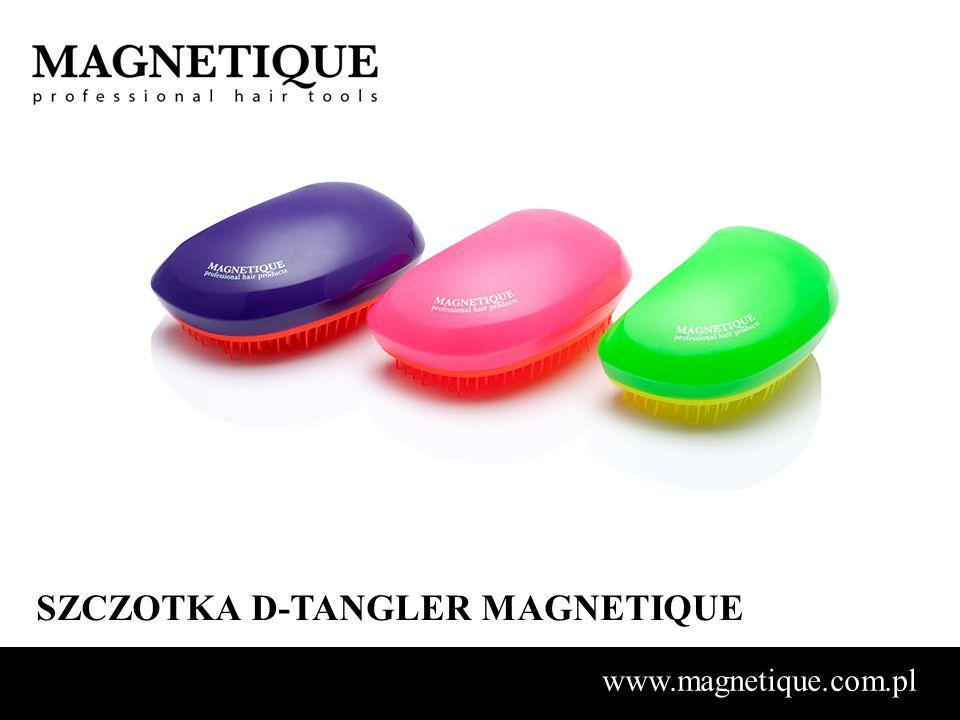 SZCZOTKA D-TANGLER MAGNETIQUE