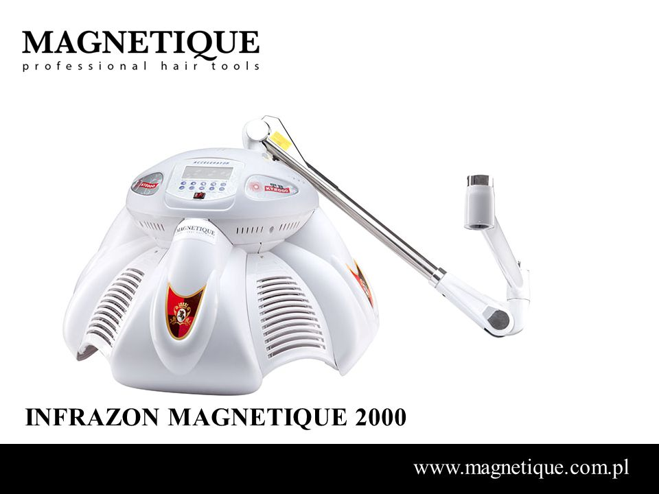 INFRAZON MAGNETIQUE 2000 www.magnetique.com.pl