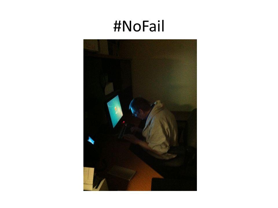 #NoFail