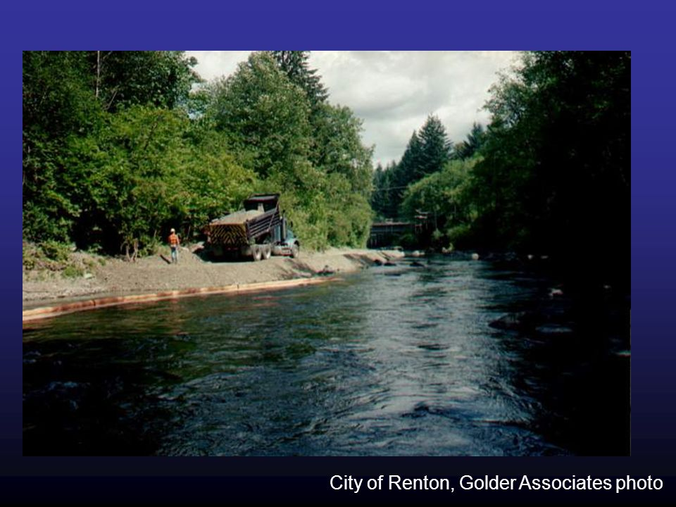 City of Renton, Golder Associates photo