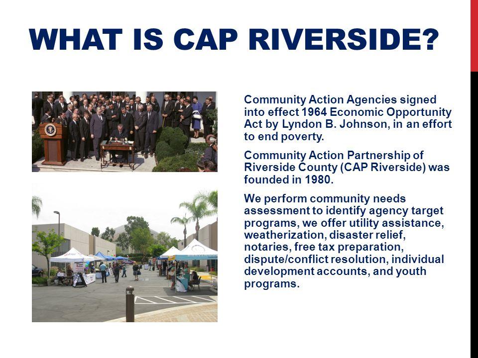 What is cap riverside