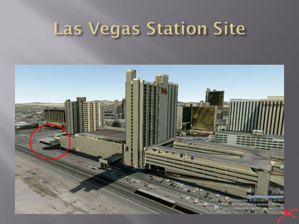 Las Vegas Station Site
