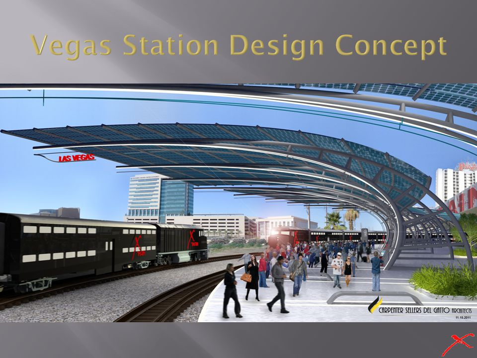 Vegas Station Design Concept