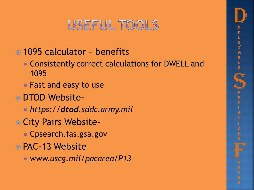 D S F Useful tools 1095 calculator – benefits DTOD Website-