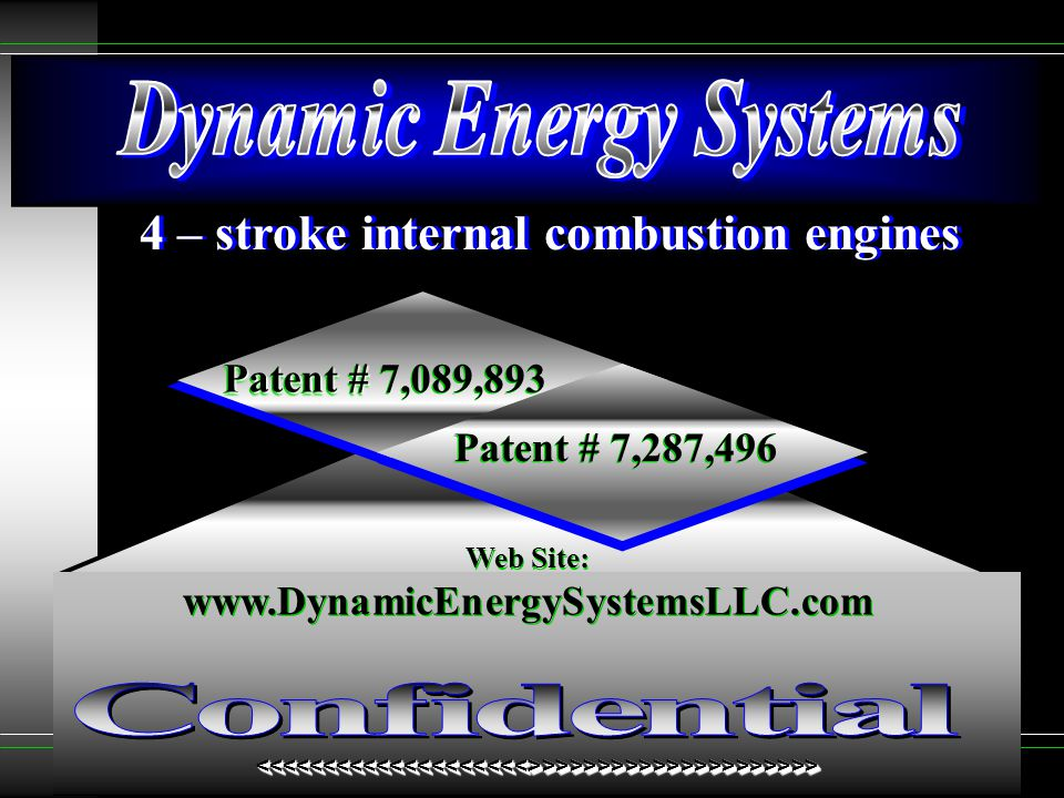 Dynamic Energy Systems Combustion Engine Valve System