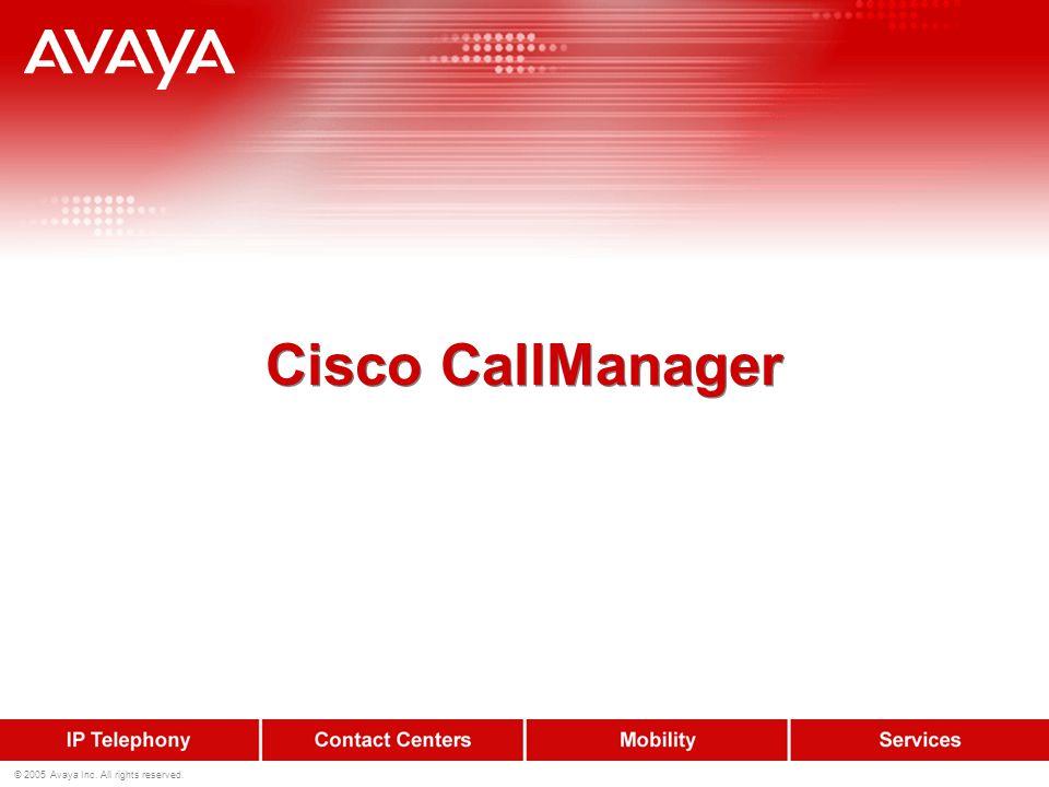 Cisco CallManager