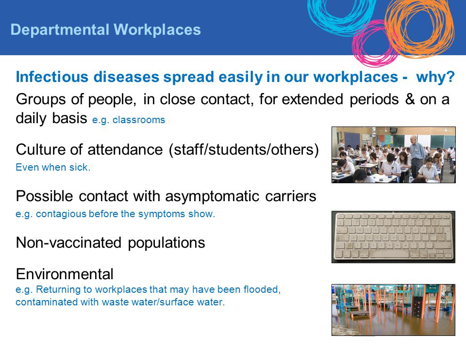 Departmental Workplaces