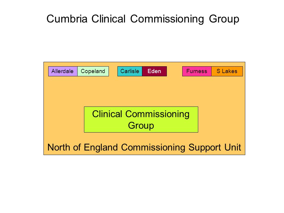 Cumbria Clinical Commissioning Group