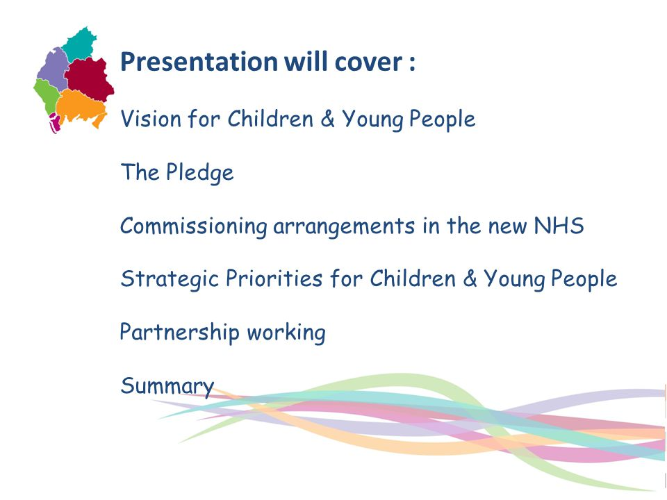 Presentation will cover :