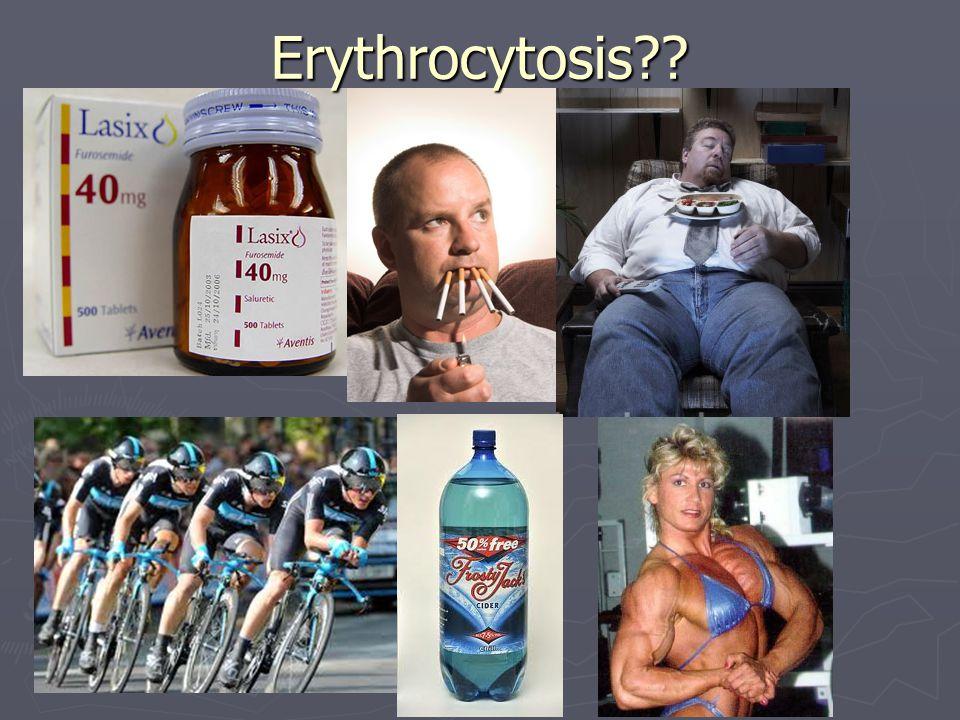 Erythrocytosis