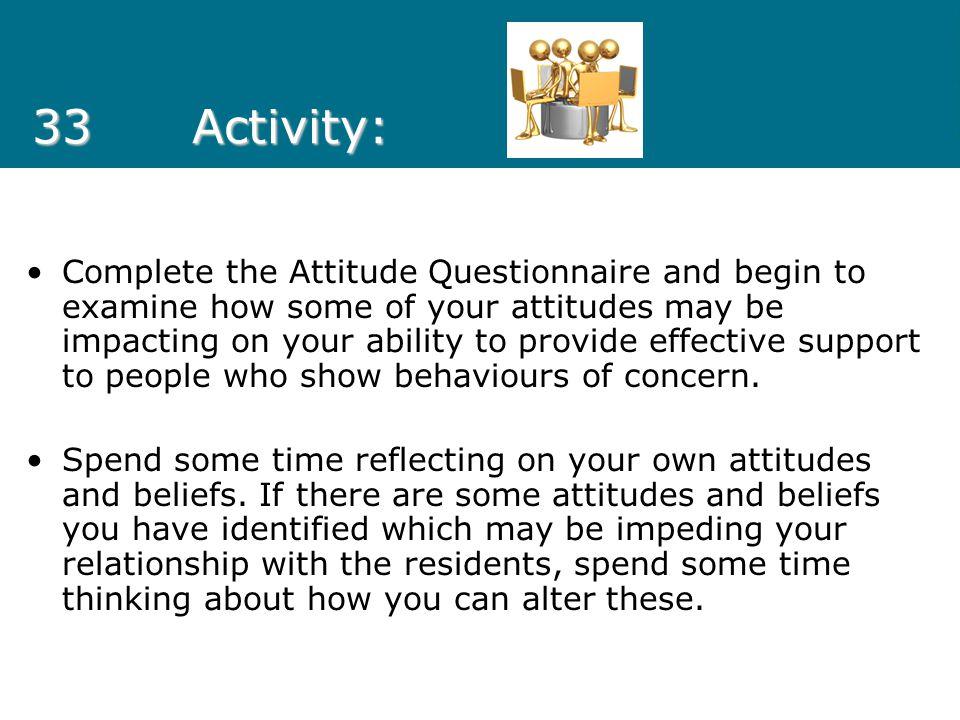33 Activity: