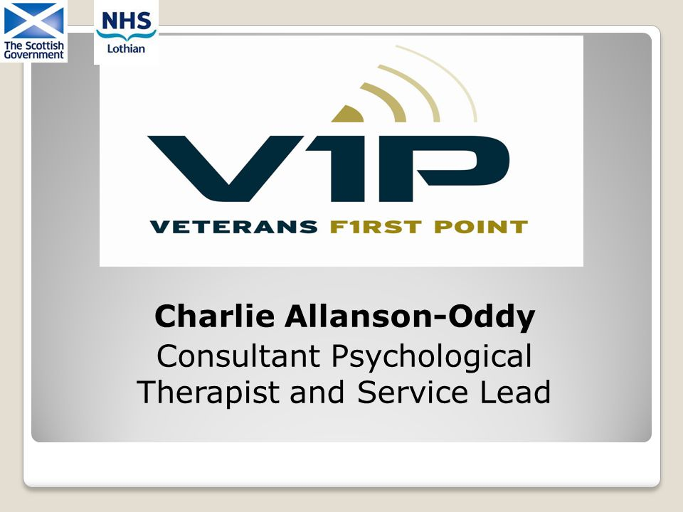 Charlie Allanson-Oddy