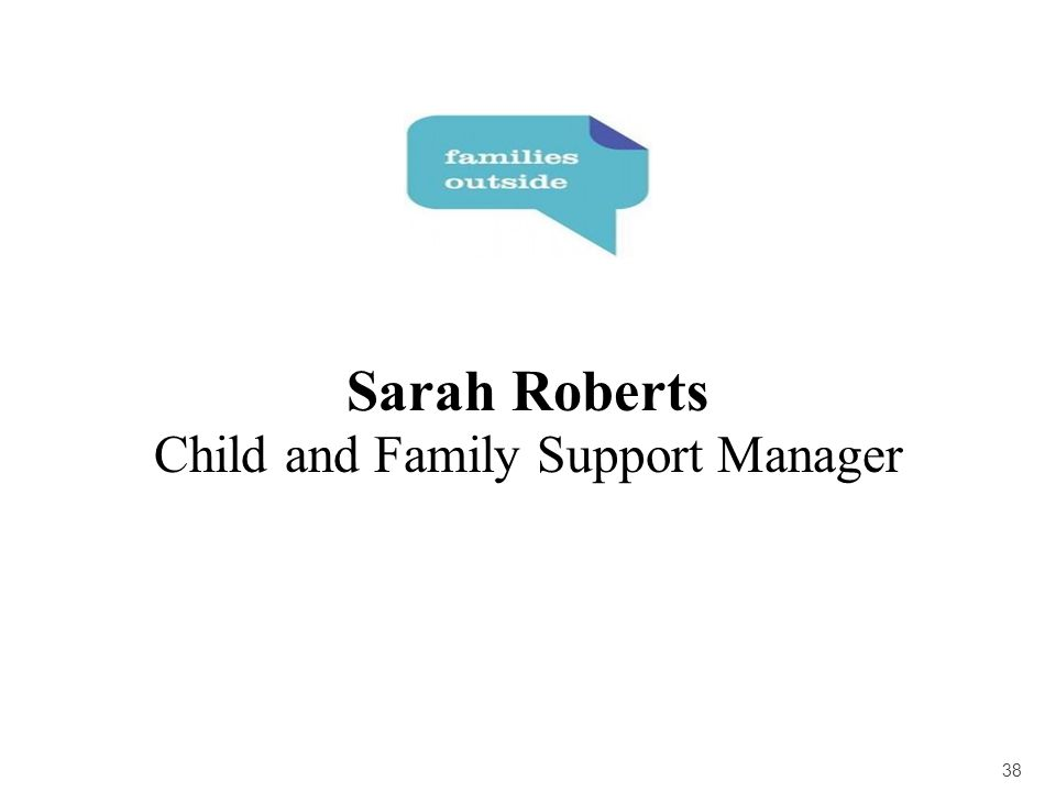 Child and Family Support Manager