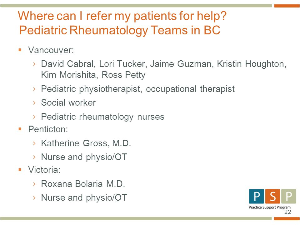 Where can I refer my patients for help