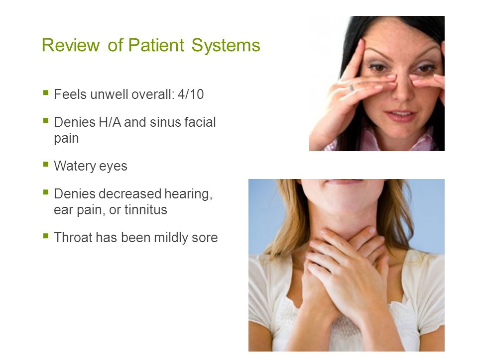 Review of Patient Systems