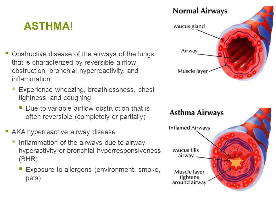ASTHMA!