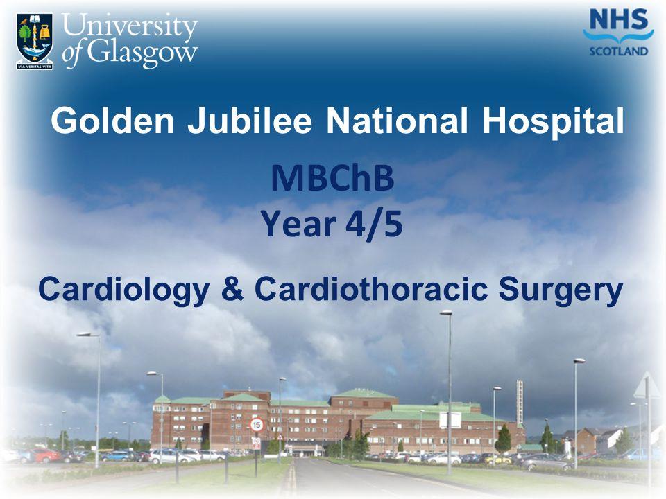 Golden Jubilee National Hospital