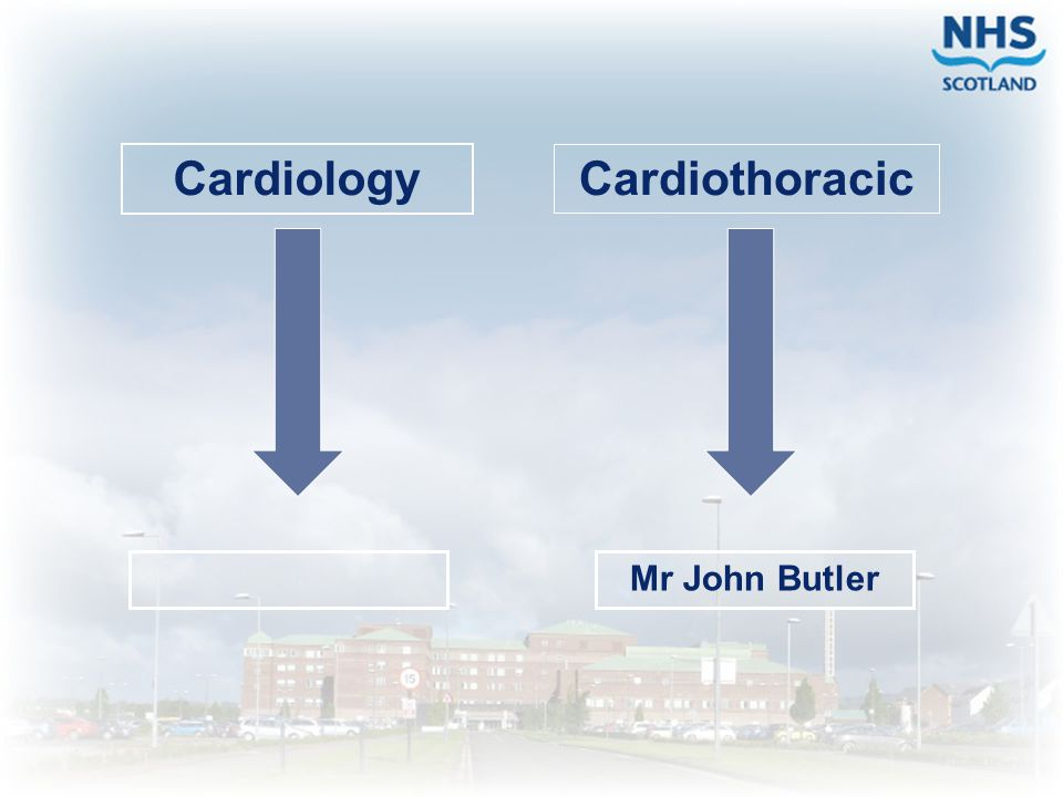 Cardiology Cardiothoracic