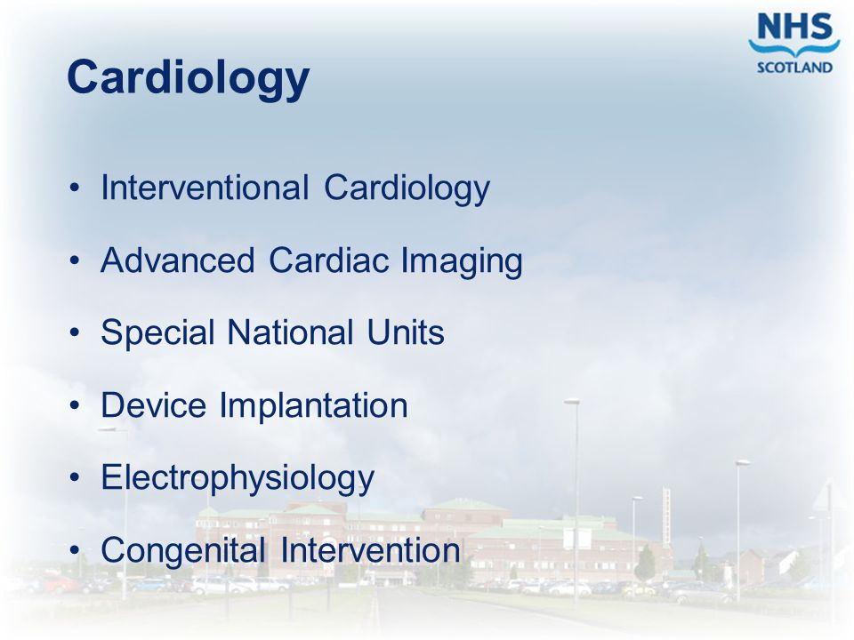 Cardiology Interventional Cardiology Advanced Cardiac Imaging