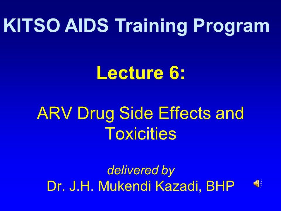 KITSO AIDS Training Program