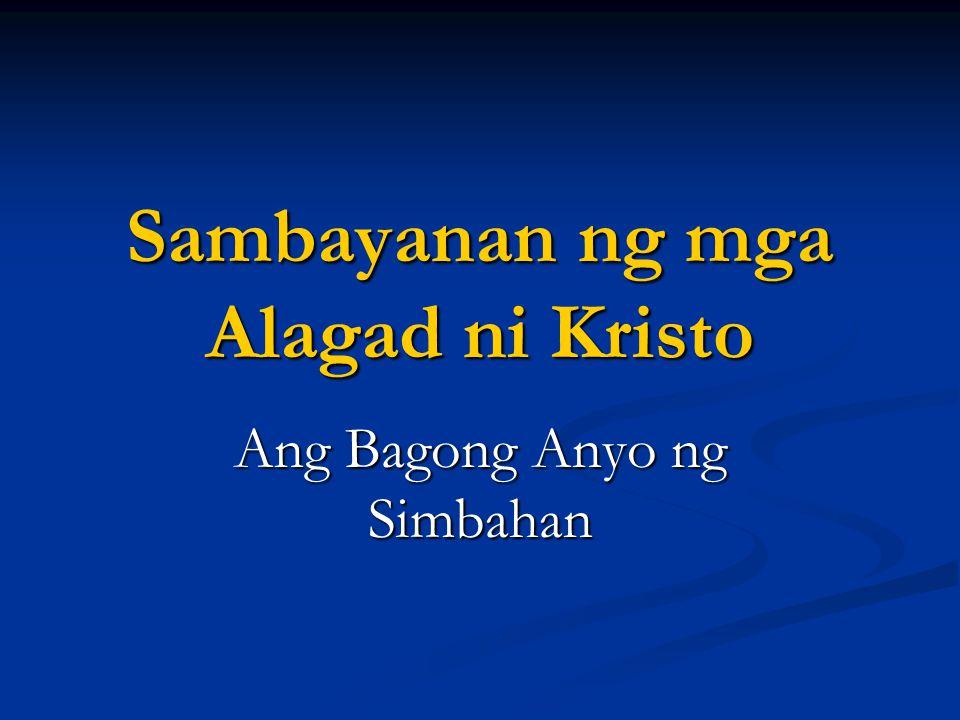 Sambayanan ng mga Alagad ni Kristo