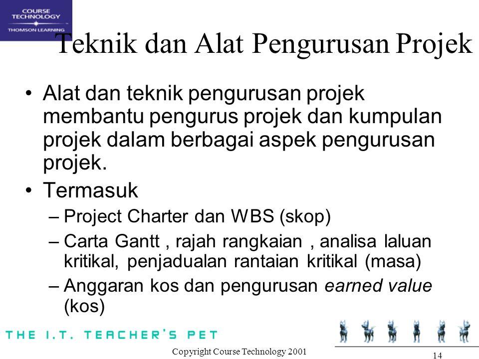 Teknik dan Alat Pengurusan Projek