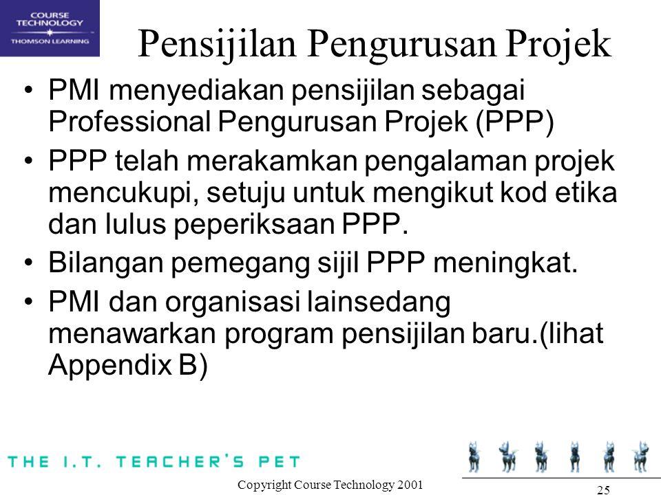 Pensijilan Pengurusan Projek