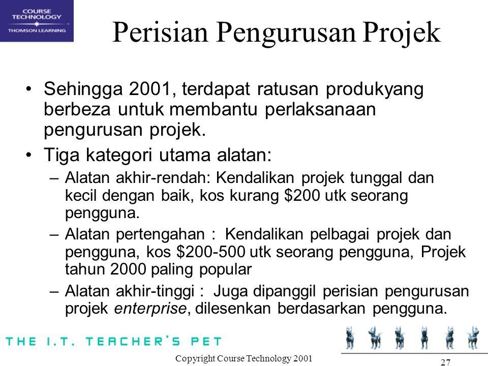 Perisian Pengurusan Projek