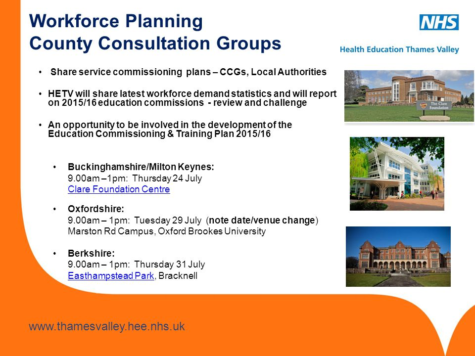 County Consultation Groups