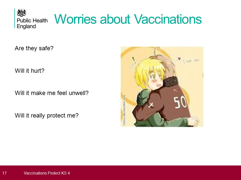 Worries about Vaccinations