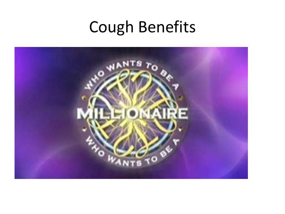 Cough Benefits