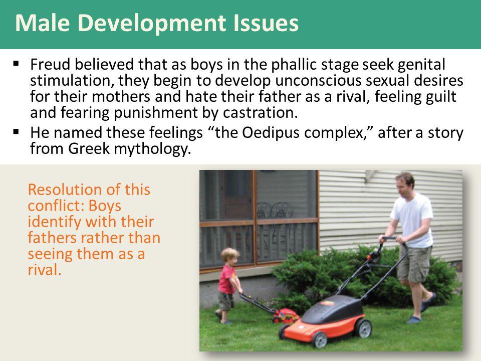 Male Development Issues