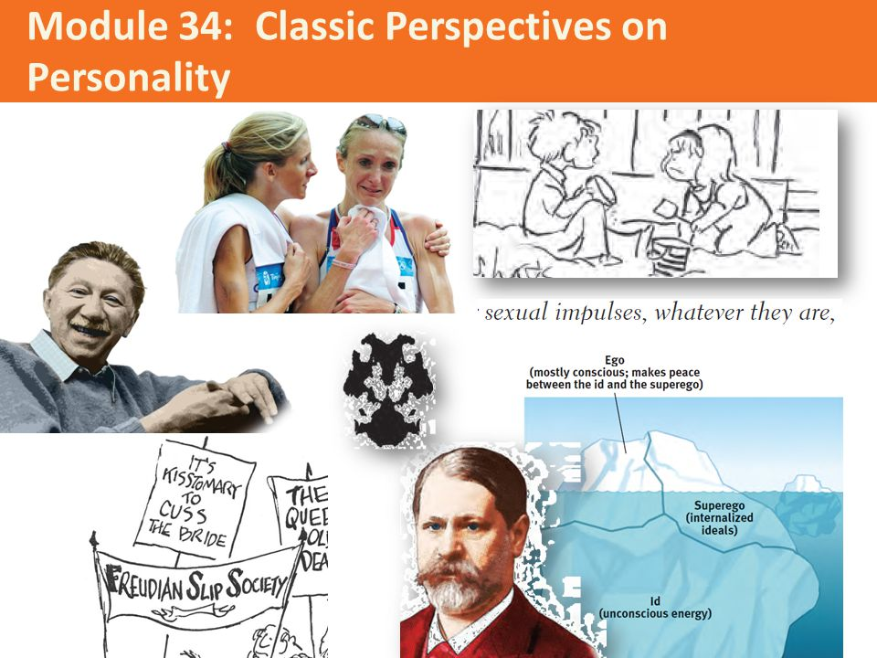 Module 34: Classic Perspectives on Personality