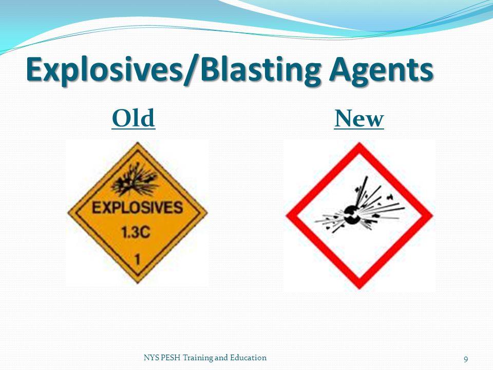 Explosives/Blasting Agents