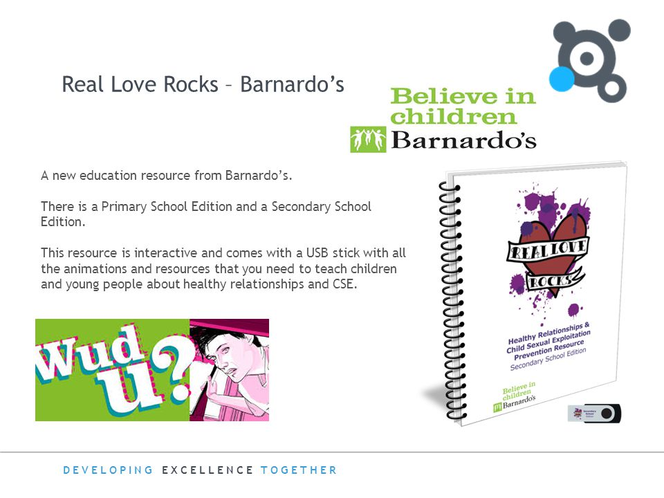 Real Love Rocks – Barnardo's
