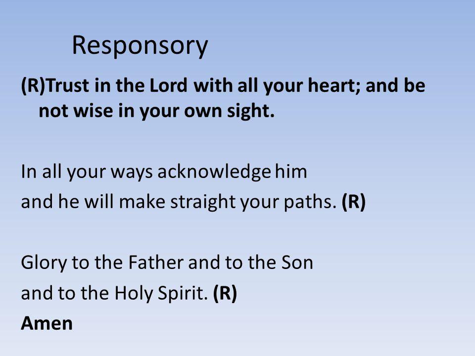 Responsory