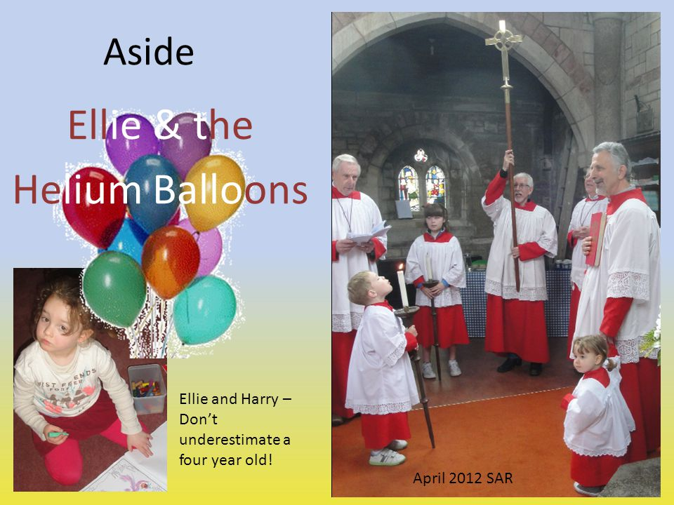 Ellie & the Helium Balloons