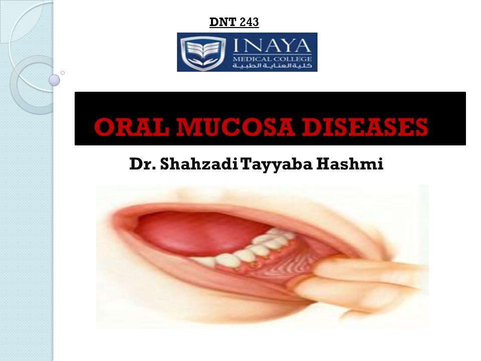Dr. Shahzadi Tayyaba Hashmi