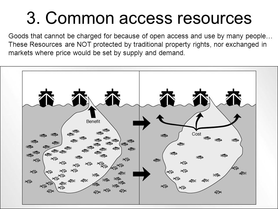 3. Common access resources