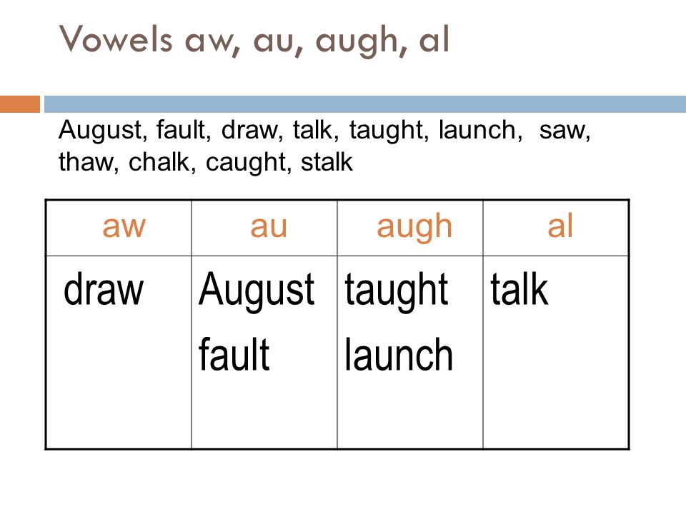 draw August fault taught launch talk