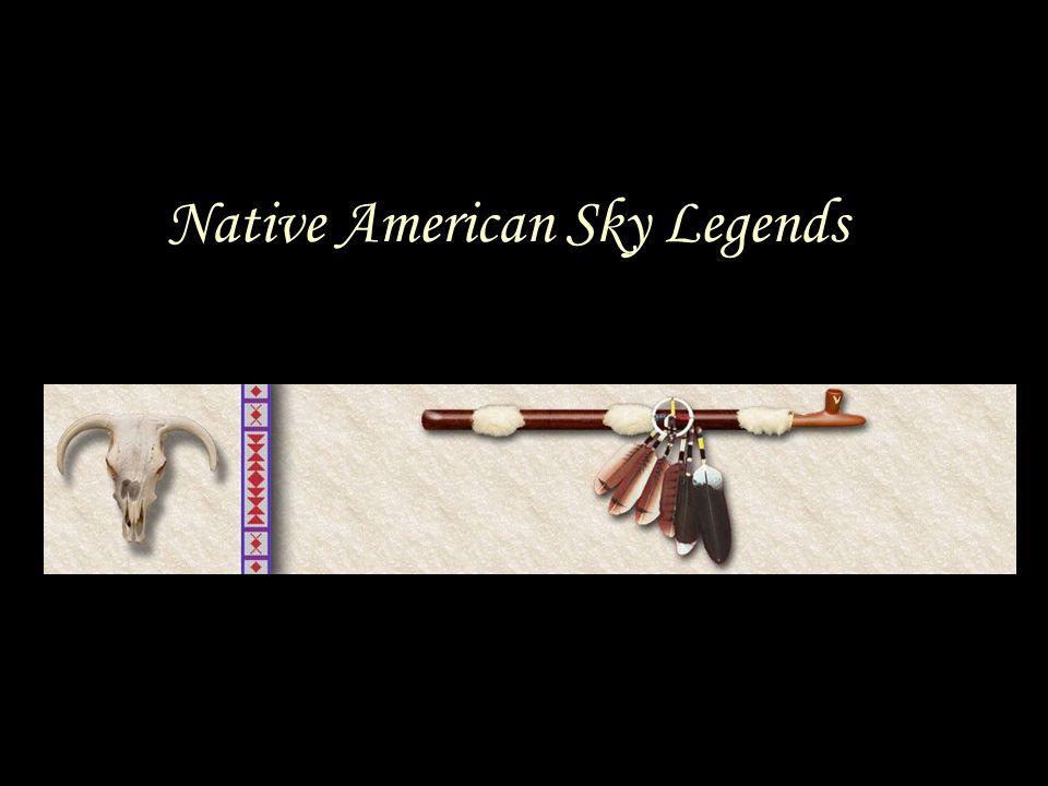 Native American Sky Legends