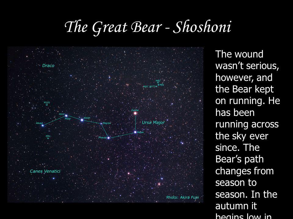 The Great Bear - Shoshoni