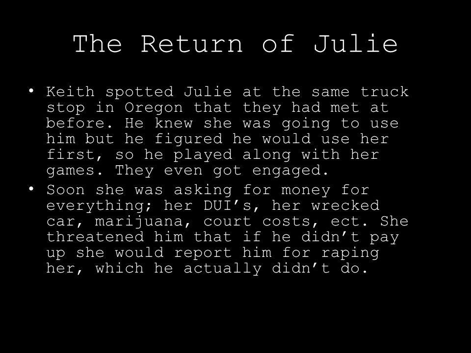 The Return of Julie