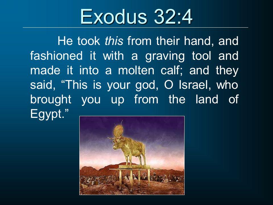 Exodus 32:4
