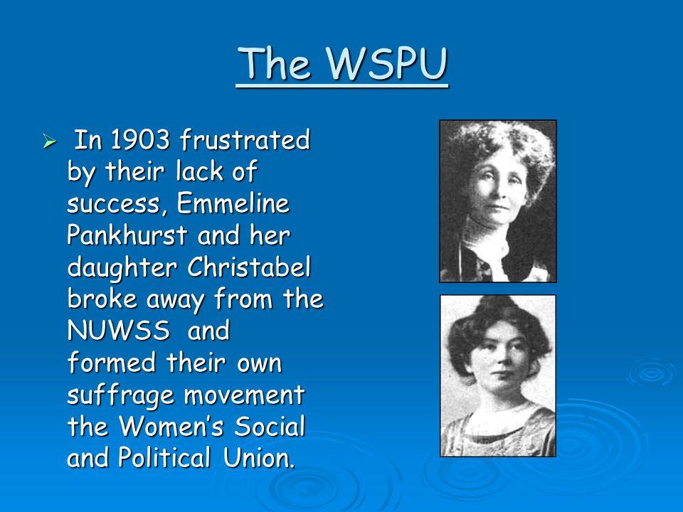 The WSPU